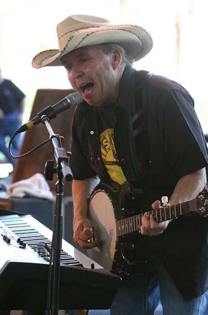 Ralph Stevens - banjo